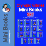 Winter Olympics Complete Set of Mini Books