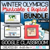 Winter Olympics DIGITAL & PRINTABLE Mega Bundle! (12 total