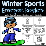 Winter Olympics 2018 Emergent Readers