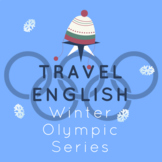 Winter Olympics English - 12 Lesson Course