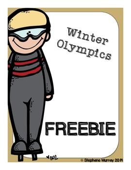 Winter Olympic's Freebie