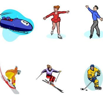 Winter Olympics Centers