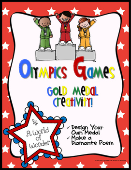 Olympic Games: Gold Medal Creativity