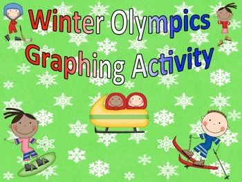 Winter Olympics Graphing - Math Tubs