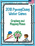 Winter Games 2018 Graphing and Mapping Mania! (US Edition)