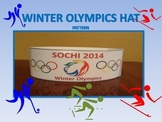 Winter Olympics Hat Pattern