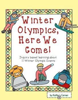 Winter Olympics, Here We Come - Inquiry Based Research