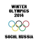 Winter Olympics Independent Research Project with QR Codes