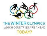 Winter Olympics - Interactive Bulletin Board