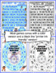 Winter Sports Math Games and Centers: 3rd Grade (Olympic Theme)