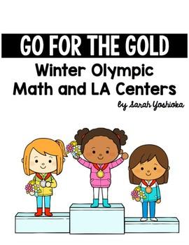 Winter Olympics Math and LA Centers