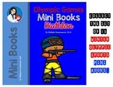 Winter Olympics Mini Book- Biathlon