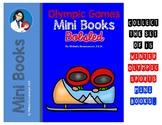 Winter Olympics Mini Book- Bobsled