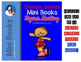 Winter Olympics Mini Book- Figure Skating