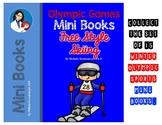 Winter Olympics Mini Book- Free Style Skiing