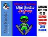 Winter Olympics Mini Book- Ski Jump
