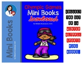 Winter Olympics Mini Book- Snowboarding