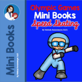 Winter Olympics Mini Book- Speed Skating