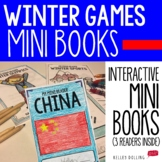 Winter Olympics 2018 Mini Books