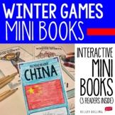 Winter Olympics 2018 Mini Books