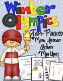 Winter Olympics Mini Unit!