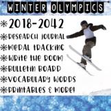 Winter Olympics *Updated*