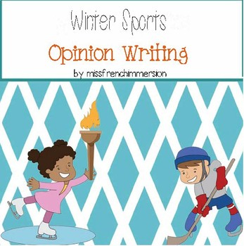 Winter Sports - Opinion Text