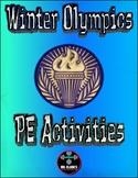 Winter Olympics PE Activities