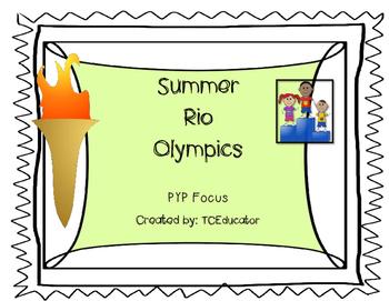Summer Olympics PYP Focus