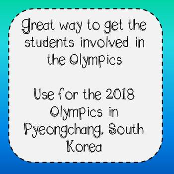 Winter Olympics PowerPoint Presentation