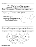 Winter Olympics: Primary