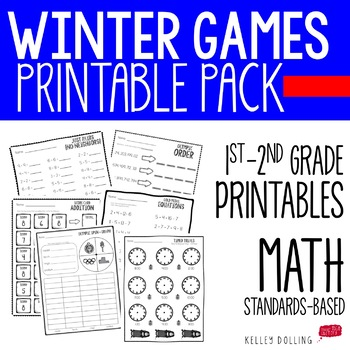 picture relating to Printable Olympic Schedule known as Winter season Olympics - Printables Packet