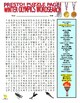 Winter Olympics Puzzle Page (Wordsearch and Vocabulary Criss-Cross)