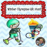 2018 Winter Olympics QR Codes!