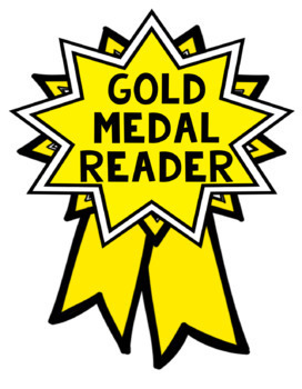 Gold Medal Reading Challenge-Getting students to AIM FOR A GOLD MEDAL