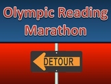 Winter Olympics Reading Challenge - Race from Athens to Marathon