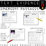 Winter Olympics | Reading Comprehension Passages and Questions | Text Evidence