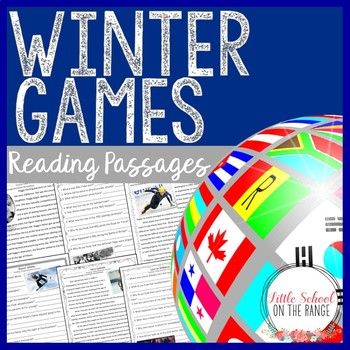 Winter Olympics Reading Passages