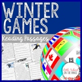 Winter Olympics 2018 Reading Passages