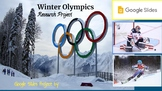 Winter Olympics Research Project: Google Slides