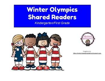 Winter Olympics Shared Reading 1