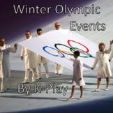 Winter Olympics - Sports - PowerPoint Presentation - editable
