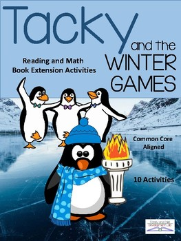 Tacky and the Winter Games (Reading and Math Activities)
