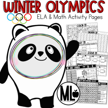 Winter Olympics Variety Pack