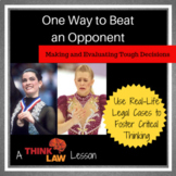 One Way to Beat an Opponent: Making and Evaluating Tough Decisons