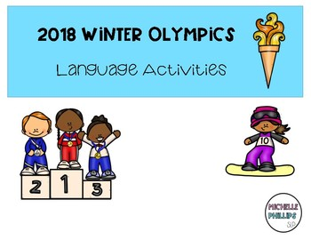 Winter Olympics language activities