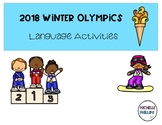 Winter Olympics language activities