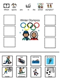 Winter Olympics sort
