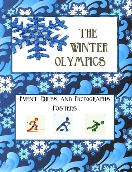 Winter Olympics:Posters and Pictographs