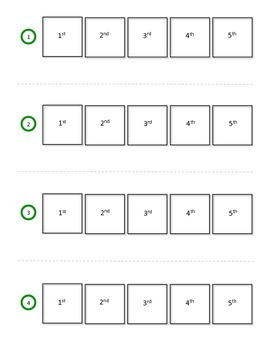 Winter Fun Ordinal Logic Puzzles
